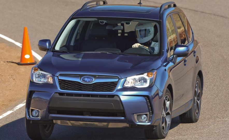 2014 Subaru Forester - Slide 46