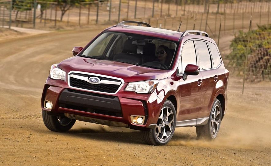2014 Subaru Forester - Slide 49