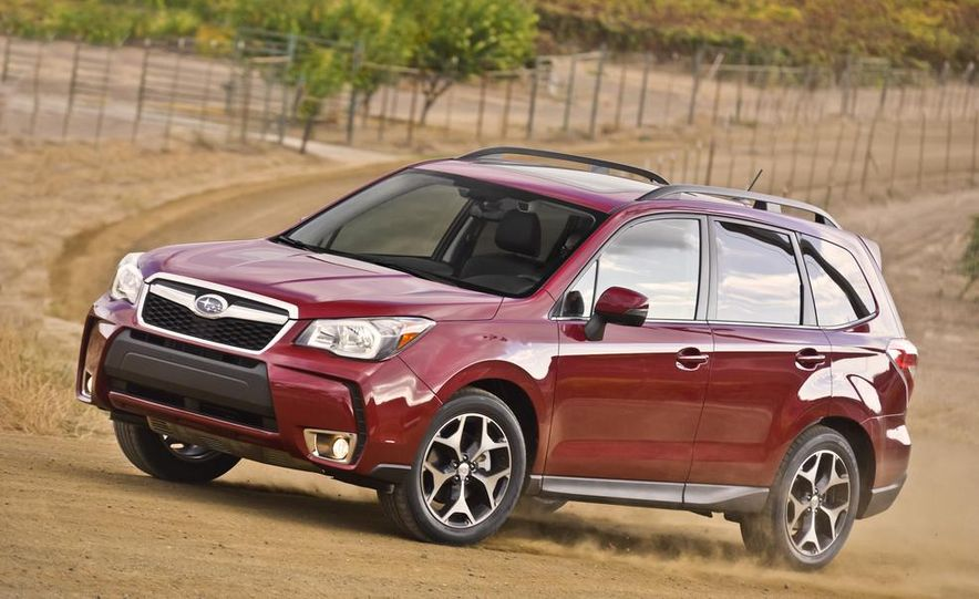 2014 Subaru Forester - Slide 50