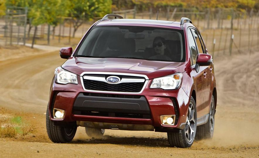 2014 Subaru Forester - Slide 51