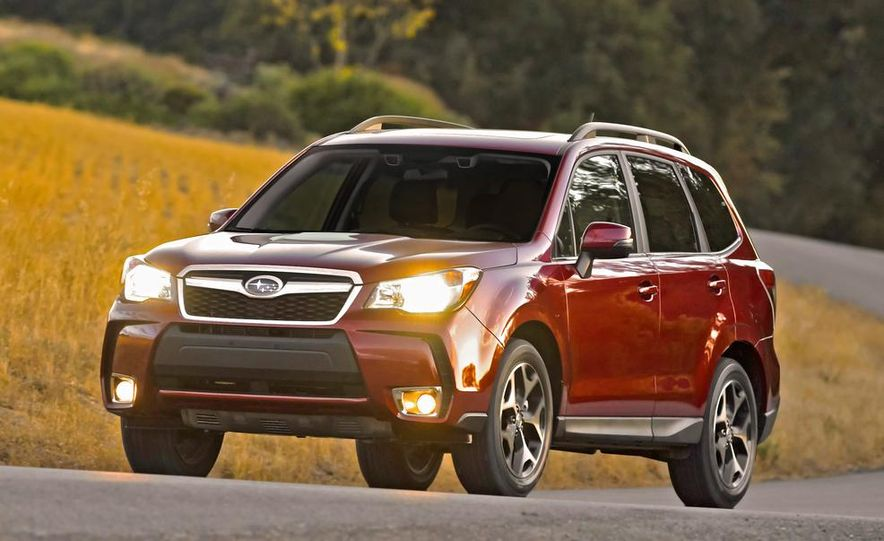 2014 Subaru Forester - Slide 52