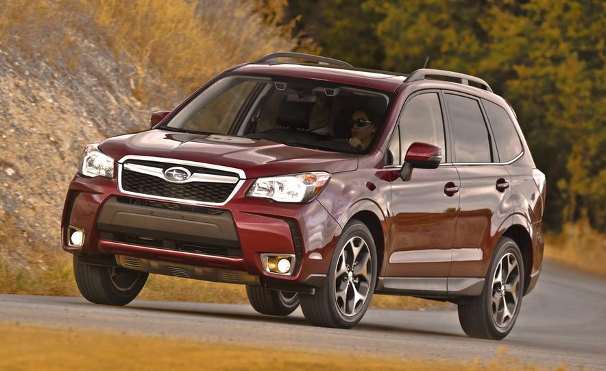 2014 Subaru Forester - Slide 53