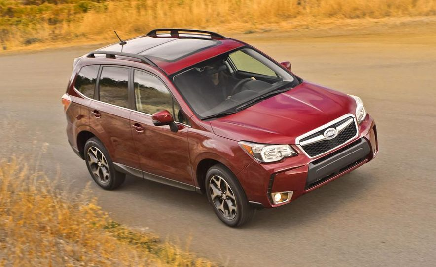 2014 Subaru Forester - Slide 54