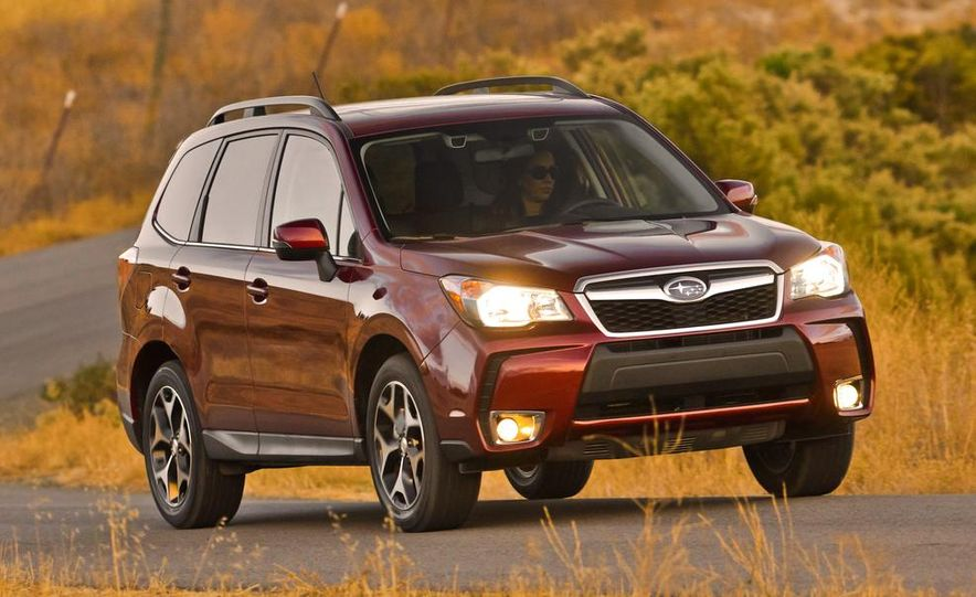 2014 Subaru Forester - Slide 55