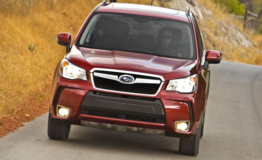 2014 Subaru Forester - Slide 56
