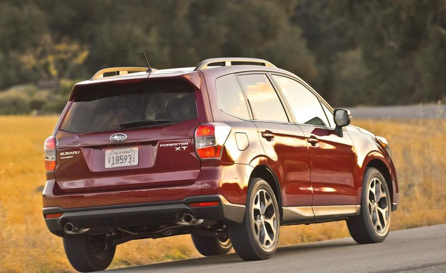 2014 Subaru Forester - Slide 59