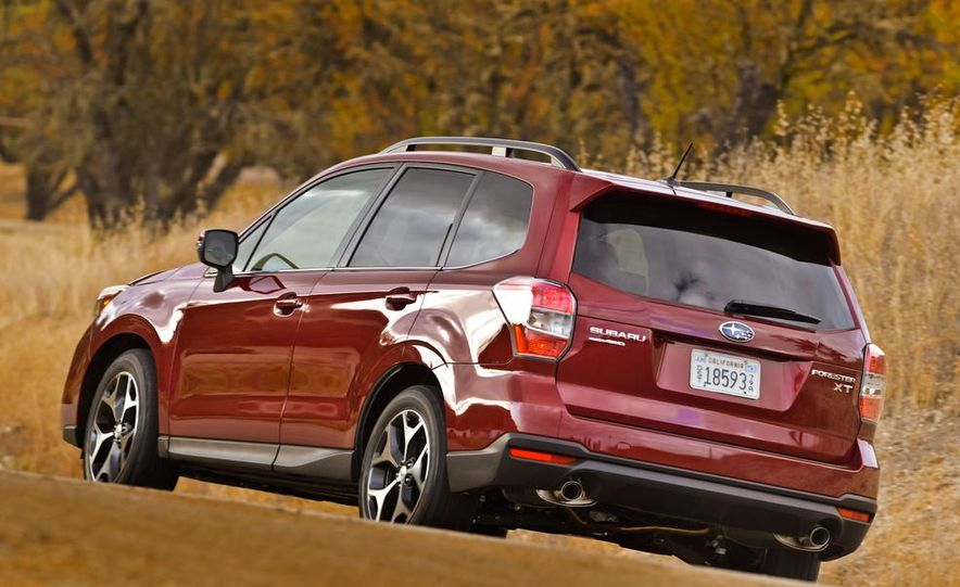 2014 Subaru Forester - Slide 60