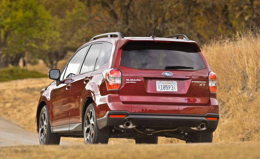2014 Subaru Forester - Slide 61