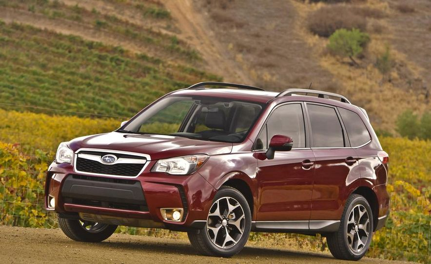 2014 Subaru Forester - Slide 62