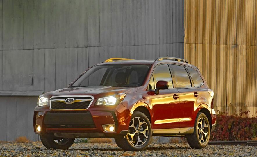 2014 Subaru Forester - Slide 63