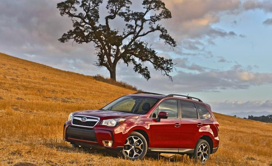 2014 Subaru Forester - Slide 64