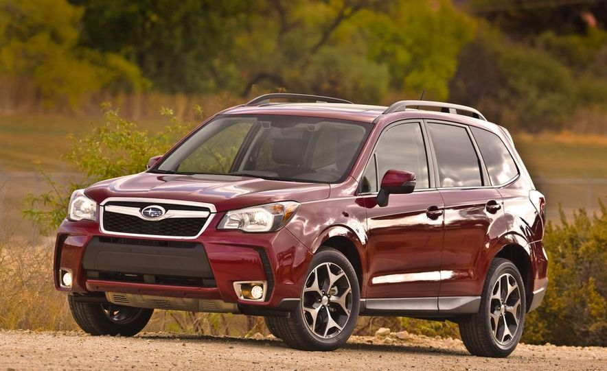 2014 Subaru Forester - Slide 65