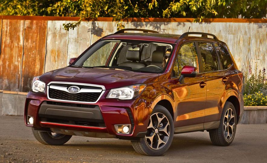 2014 Subaru Forester - Slide 66