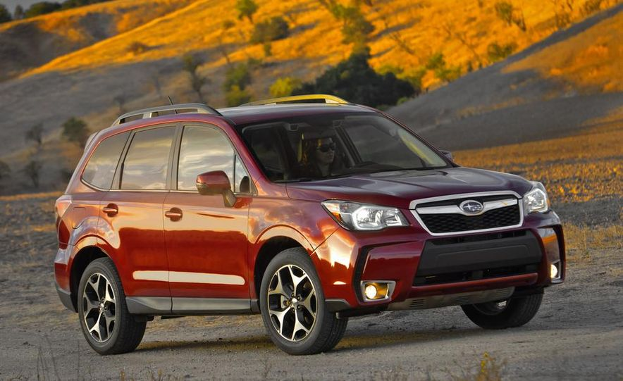 2014 Subaru Forester - Slide 67