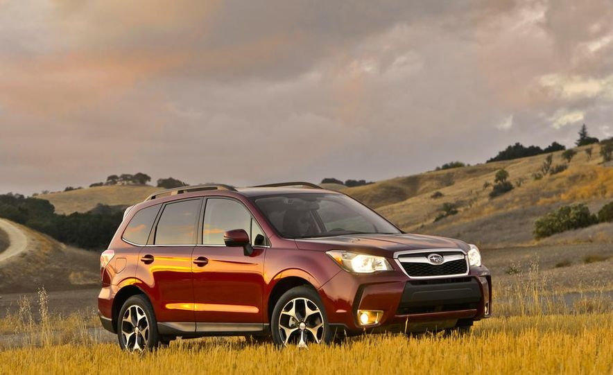 2014 Subaru Forester - Slide 68