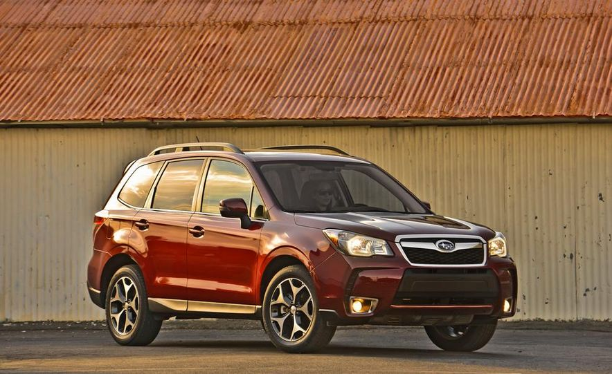 2014 Subaru Forester - Slide 69