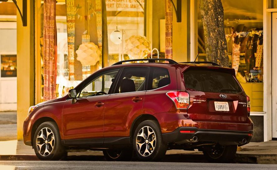 2014 Subaru Forester - Slide 71