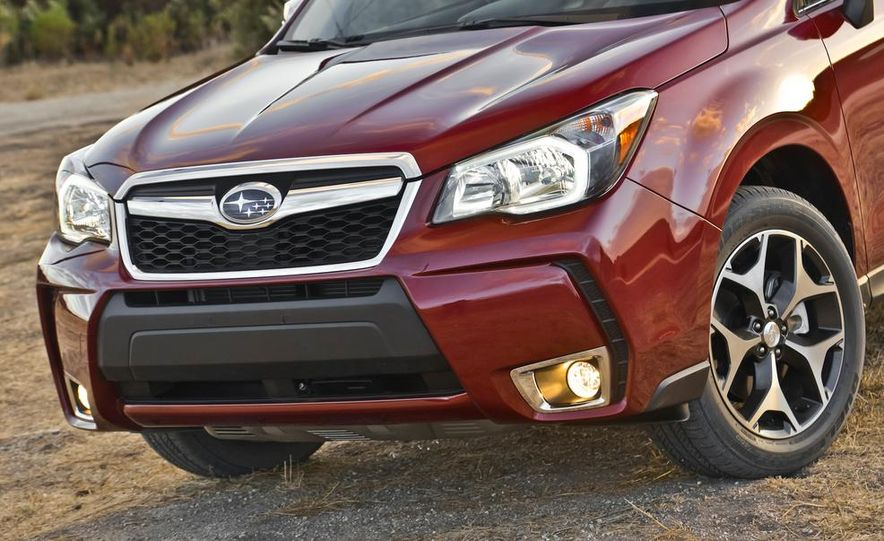 2014 Subaru Forester - Slide 72