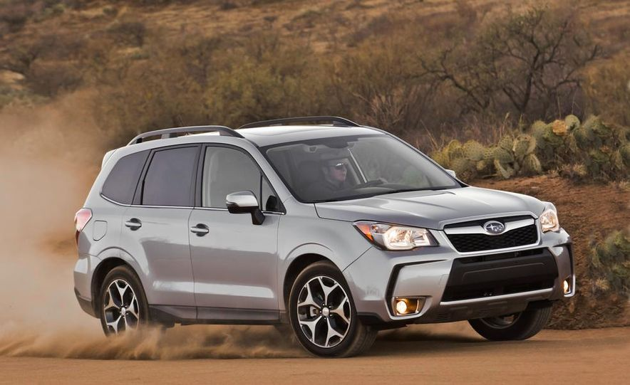 2014 Subaru Forester - Slide 100