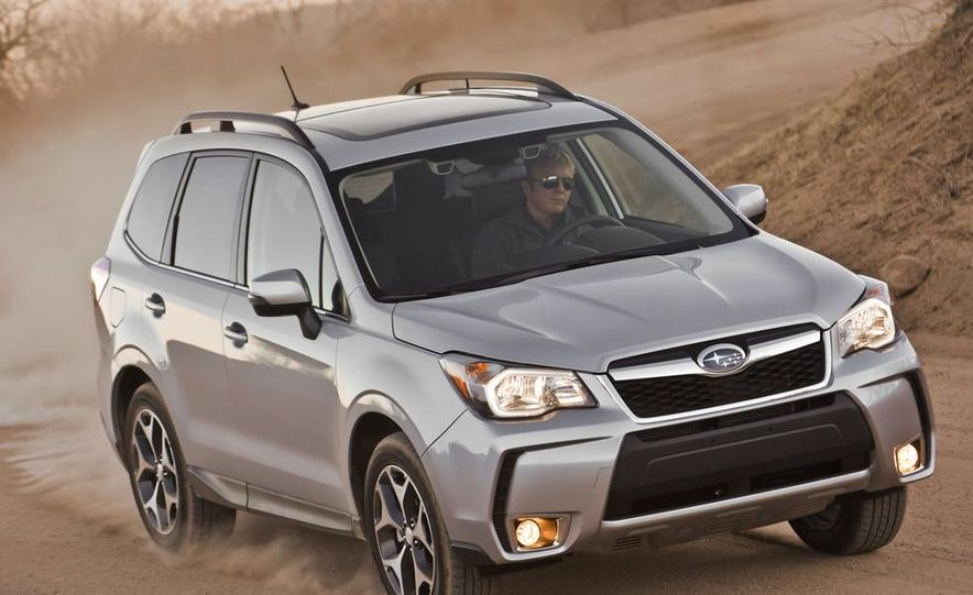 2014 Subaru Forester - Slide 101