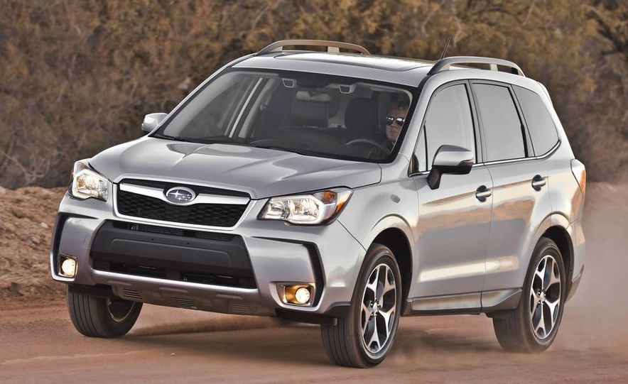 2014 Subaru Forester - Slide 102