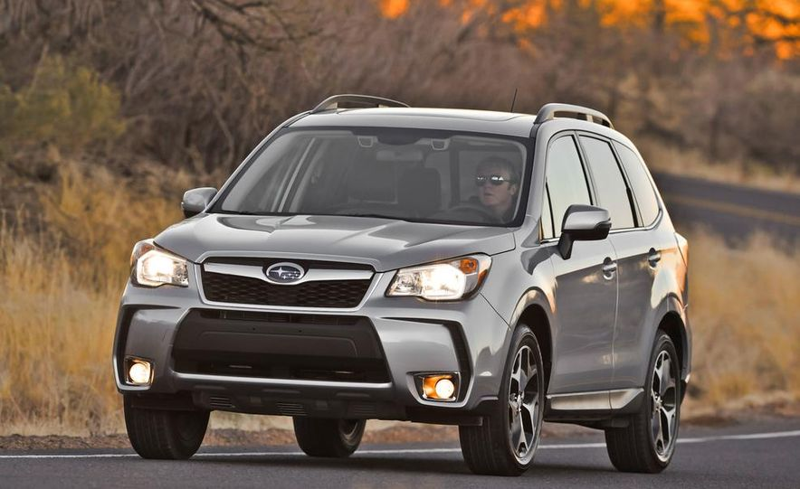 2014 Subaru Forester - Slide 103