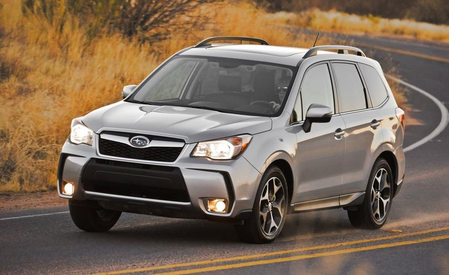 2014 Subaru Forester - Slide 104