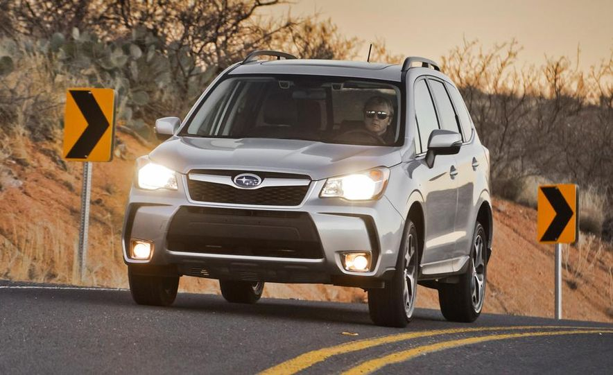 2014 Subaru Forester - Slide 105
