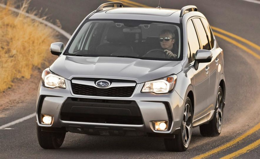 2014 Subaru Forester - Slide 106