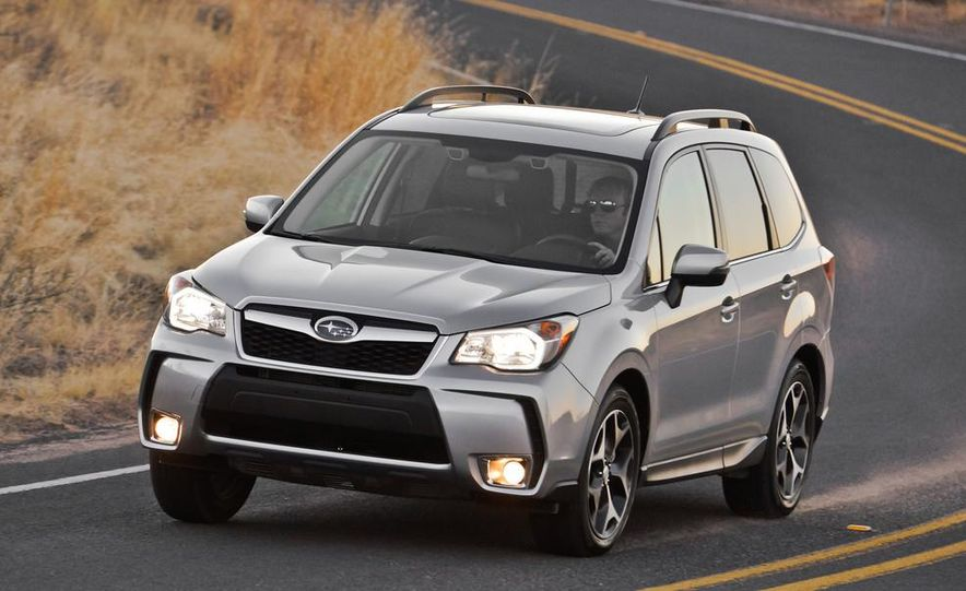 2014 Subaru Forester - Slide 107