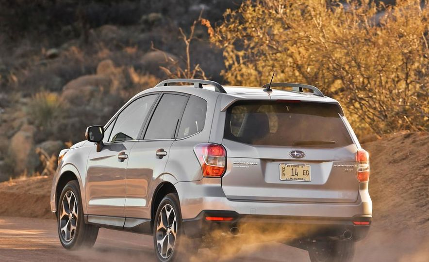 2014 Subaru Forester - Slide 108