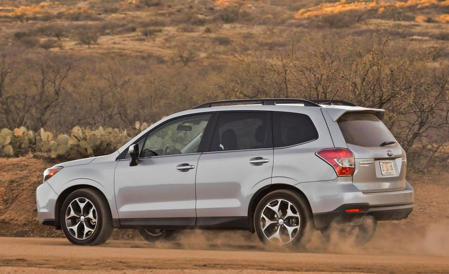 2014 Subaru Forester - Slide 109