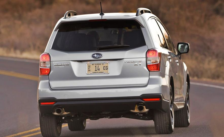2014 Subaru Forester - Slide 111