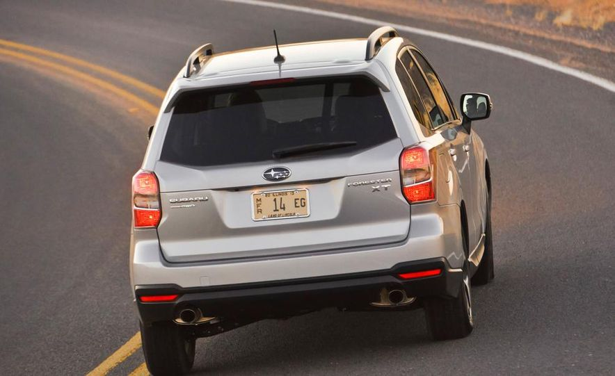 2014 Subaru Forester - Slide 112