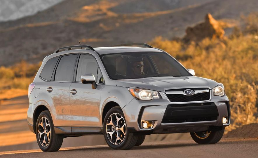 2014 Subaru Forester - Slide 113