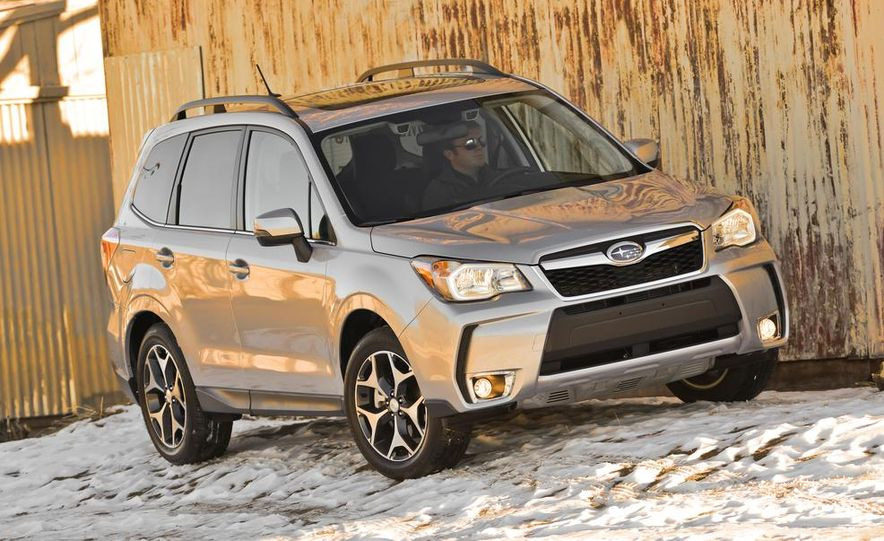 2014 Subaru Forester - Slide 114