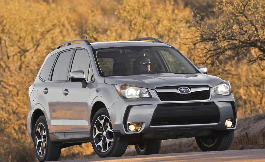 2014 Subaru Forester - Slide 115