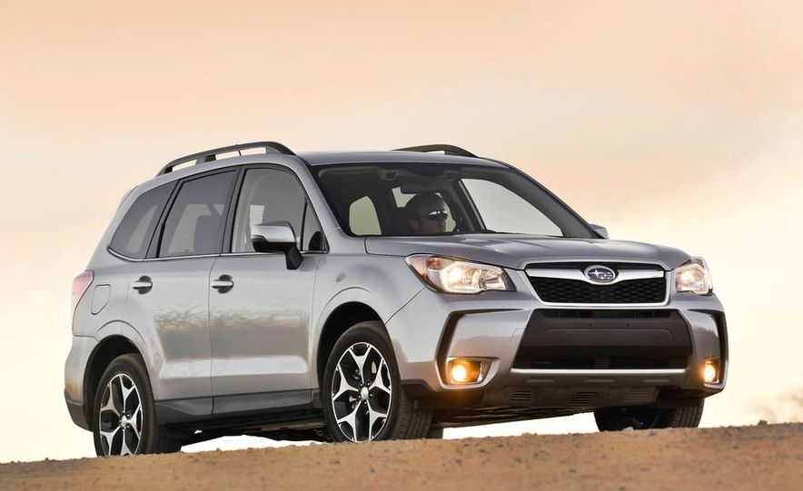2014 Subaru Forester - Slide 116