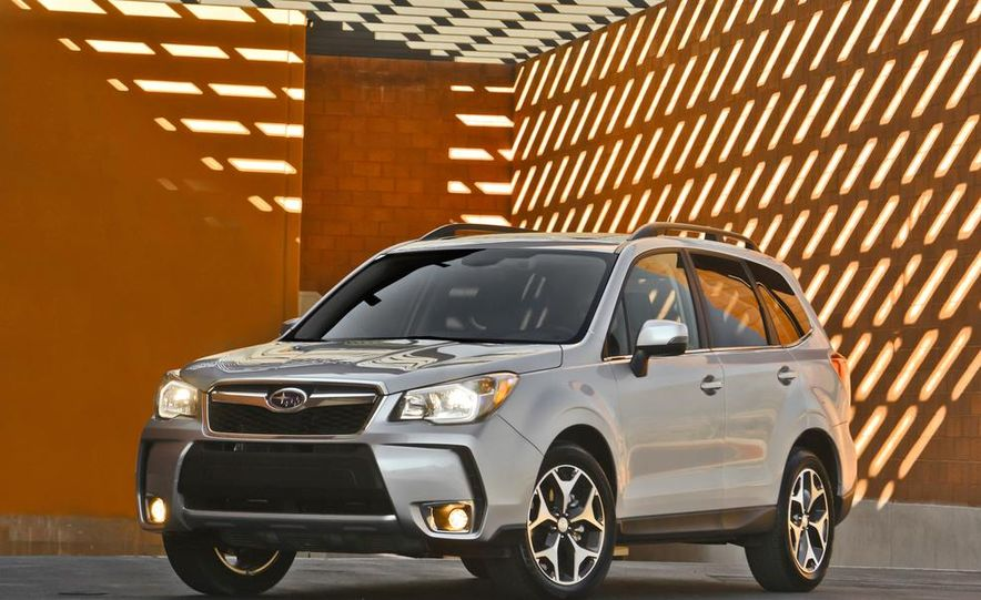 2014 Subaru Forester - Slide 118