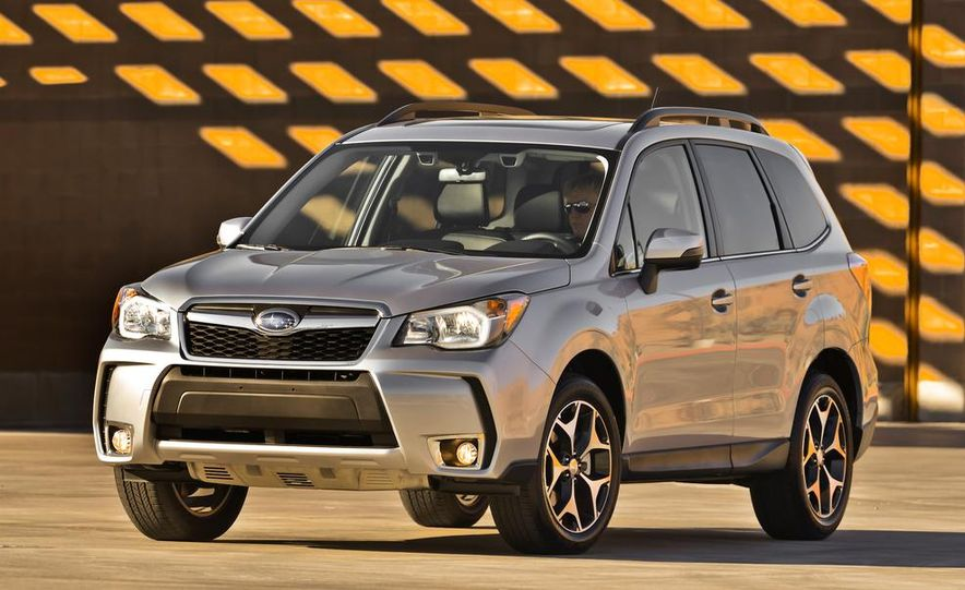 2014 Subaru Forester - Slide 119