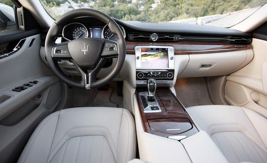 2014 Maserati Quattroporte - Slide 29