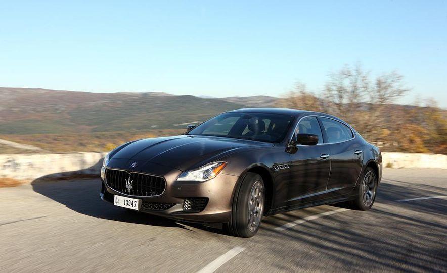 2014 Maserati Quattroporte - Slide 2