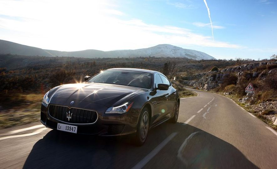 2014 Maserati Quattroporte - Slide 3