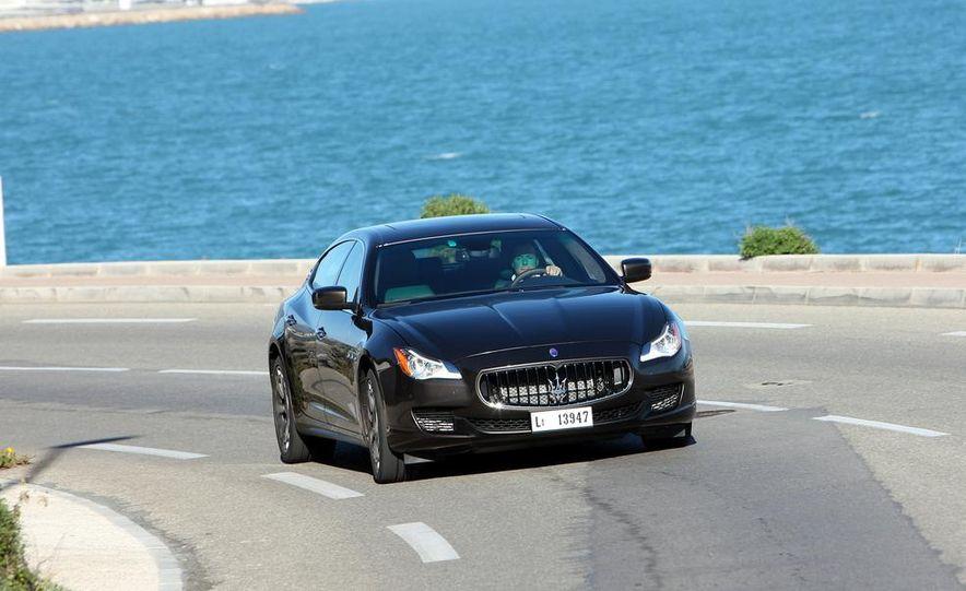 2014 Maserati Quattroporte - Slide 6
