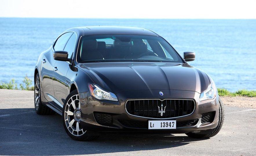 2014 Maserati Quattroporte - Slide 10