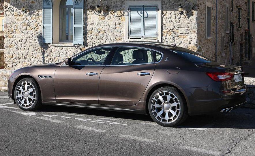 2014 Maserati Quattroporte - Slide 13