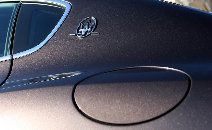 2014 Maserati Quattroporte - Slide 23