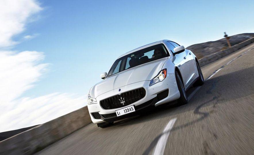 2014 Maserati Quattroporte - Slide 27