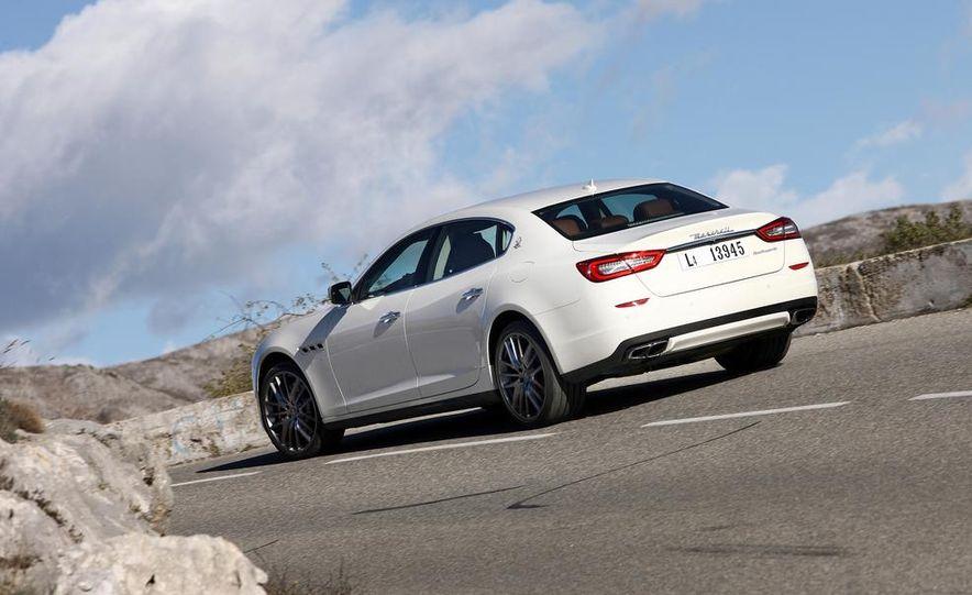 2014 Maserati Quattroporte - Slide 28
