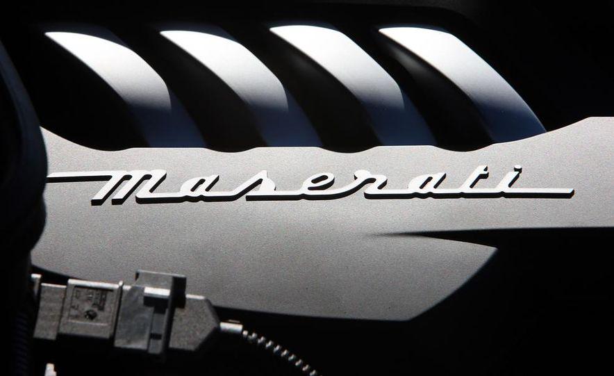 2014 Maserati Quattroporte - Slide 34